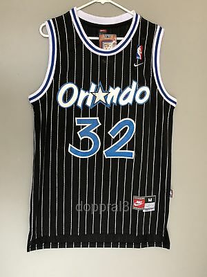 12a2159398c NWT Shaq Shaquille O Neal  32 NBA Orlando Magic Throwback Jersey Swingman  Man