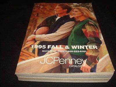 JC Penney Fall & Winter 1995 Catalog