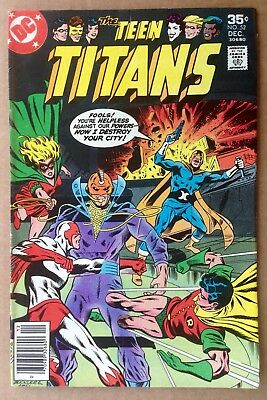 Teen Titans #52 (1977) DC!  Nice Copy!  PRICED TO SELL!