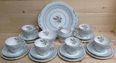 Paragon Radstock 21 Piece Tea Set