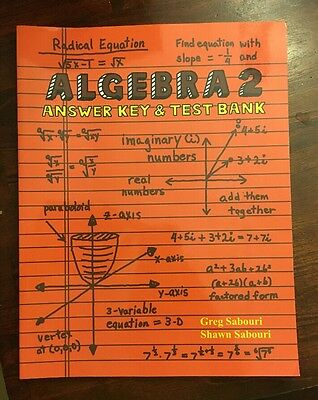 Teaching textbooks pre algebra test solution cd version10 teaching textbooks algebra 2 10 version answer key and test bank fandeluxe Gallery