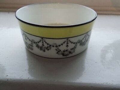 Vintage Crescentware, George Jones & sons, pot/dish