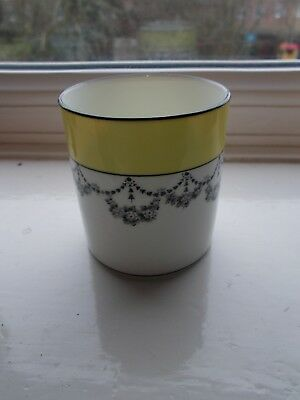 Vintage Crescentware, George Jones & Sons Pot