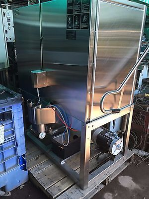 CMA  Upright Door Type ( double ) High Temp Commercial Dishwasher 60 trays per
