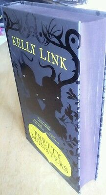 Kelly Link Pretty Monsters HB UK First Ed 2009 Ills by Shaun Tan