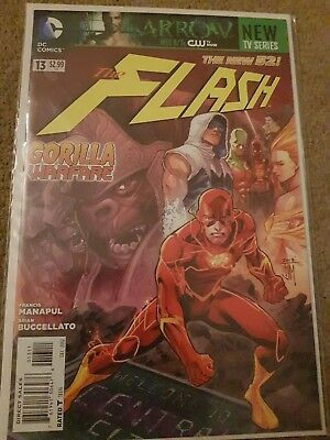 The Flash #13 New 52 DC Comics Great Condition