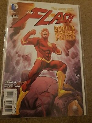 The Flash #17 New 52 DC Comics Great Condition
