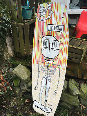 Slingshot Shredtown Board I Wakeboard 139 I Top