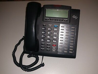 ESI 48 Key H DFP Business Phone w/ handsets, cords, stands (great A Condition)