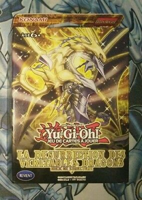 Yu-Gi-Oh Rise of True dragon structure deck