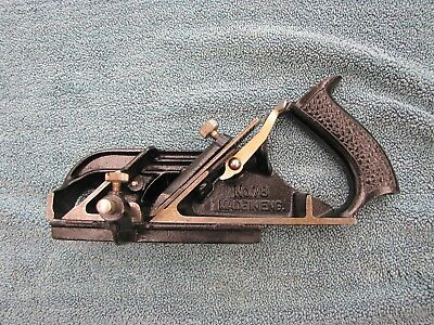 Stanley No 78 Rebate Hand Plane  Mint condition  Contact for postage cost