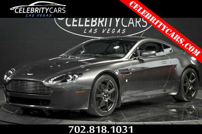 2007 Aston Martin Vantage 2dr Coupe Manual 2007 Aston Martin Vantage Manual with just 19k miles Las Vegas Clean Carfax