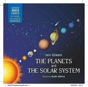 Ruth Sillers - The Planets and the Solar System CD (2) Naxos Audi NEW