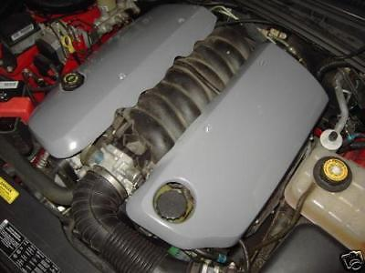 Ls1 V8 5.7 Fibreglass Smooth Engine Covers Vt-Vx-Vy