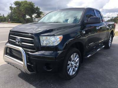 2010 Toyota Tundra Grade 4x2 4dr Double Cab Pickup SB (4.6L V8) 2010 Toyota Tundra Pickup Truck Double Cab Pickup V8 4.6L 71920 Miles 1 OWNER FL