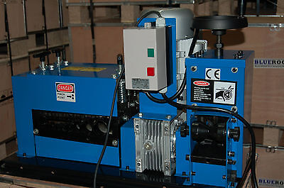 NEW Model WS-260 by BLUEROCK Tools Wire Stripping Machine Copper Cable Stripper