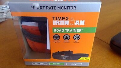 Heart Rate Monitor - Timex Ironman Road Trainer