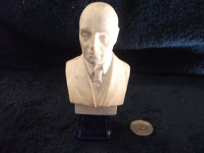 lord edward Carson small bust white and blue very rare