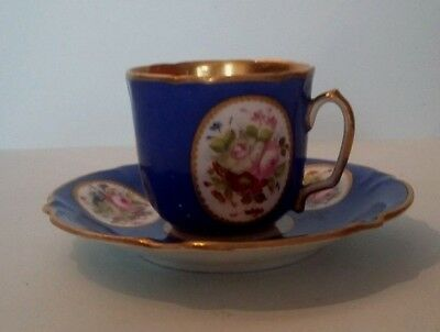 Superb Cup Porcelain from Paris 19th Antique French Cup China