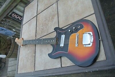 Vintage Global Electric Guitar
