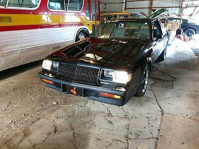 1987 Buick Grand National WE-4 Buick Grand National WE-4