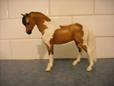Breyer Special Run Bouncer Light Bay Pinto Welsh Pony Cross Sr 2008 Horse Model