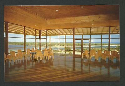 WA - c1970s POSTCARD - FUNCTION ROOM,  LUMEN CHRISTI CATHOLIC CHURCH, AUGUSTA