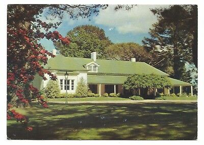 ACT - c1970s POSTCARD - LANYON GARDENS, LANYON HOMESTEAD NEAR CANBERRA, ACT
