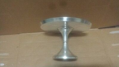 Vintage Imperial EPNS A1 Silver Plated Cake Dish  A Phoenix Product