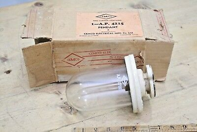 Vintage Chemco Canadian exterior light not coughtrie