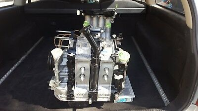 Mazda Series 4 13B Bridgeport Turbo Motor-Rebuilt