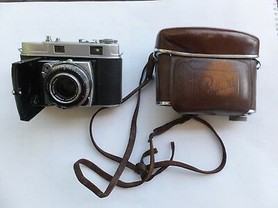 Vintage Kodak Retina II C Xenon 2.8/50mm with Case
