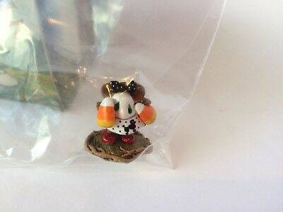 Wee Forest Folk M-300 SPECIAL Event LTD Edition CANDY CORN KID, POODLE -   NEW