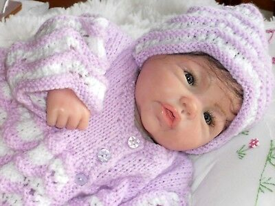 Reborn Baby Girl Asian Appearance,  Sooo Beautiful