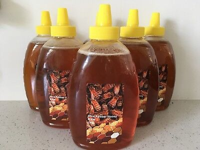 Western Australia Raw Cold Extracted Unprocessed Honey 2kg