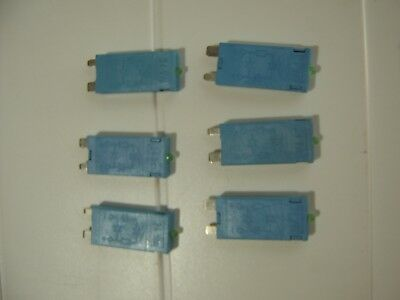 finder 99.01.9.024.99 Coil Indication and EMC Suppression Modules 24v Quantity 6