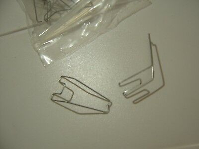 Finder 095.71 Metal Retaining Clip for 95 Series Sockets (12 PACK)