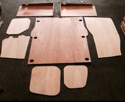 Van Ply Lining Templates