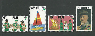 1982 Scouts set of 4 SG 628 - 631 Complete MUH/MNH as Issued