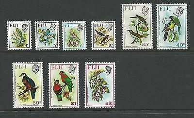 1971 Birds & Flowers Part set of of 9 to $2   Complete MUH/MNH as Issued