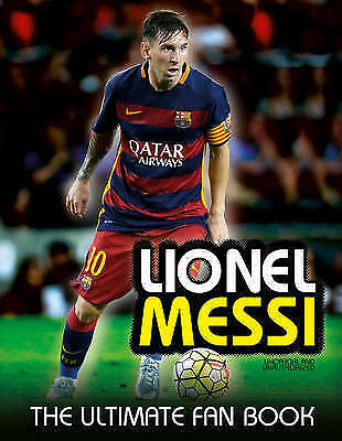 Lionel Messi: The Ultimate Fan Book, Mike Perez, New Book