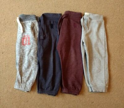 Boys Joggers, Trousers Next, Bambino and George 18-24 Months