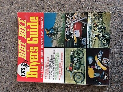 1973 Dirtbike Buyers Guide