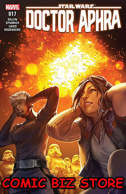 Star Wars Doctor Aphra #17 (2018) 1St Printing Bagged & Boarded Marvel Comics