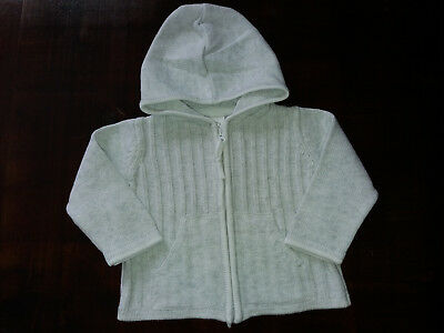 Gilet à capuche - Baby Club - Taille 3 mois