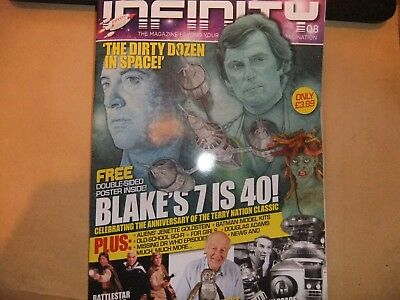 Infinity 8 Ray Harryhausen Aliens Douglas Adams Hitchhikers Guide To The Galaxy
