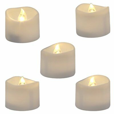 Electric Flameless LED Tea Light Candle for Seasonal and Festival Celebration