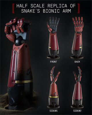 Metal Gear Solid 5 Collectors Edition Bionischer Arm