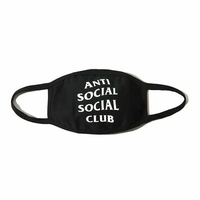 BRAND NEW Anti Social Social Club ASSC Medical Face Mask 100% AUTHENTIC