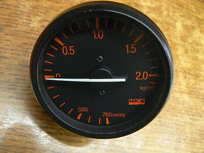 HKS Turbo Boost Gauge
